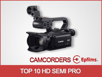 Pro 4K Camcorders for filming