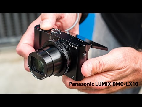 Lumix LX10 San Francisco Impressions YouTube