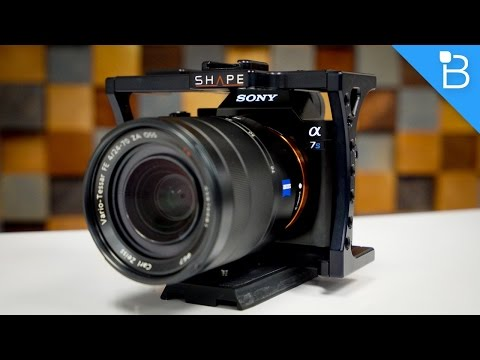 Sony a7S and Atomos Shogun Unboxing! (More 4K Upgrades)