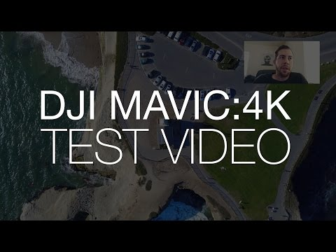 DJI MAVIC: 4K Test Footage and My Thoughts On The Drone