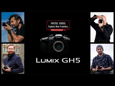 Introducing Panasonic LUMIX GH5