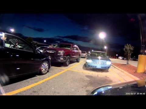 SooCoo C30 WiFi 4K NTK96660 Action Camera Test Footage (Night/Dark)