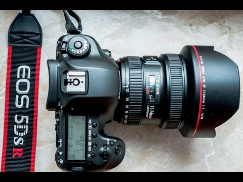 Die Canon EOS 5Ds R - Unboxing