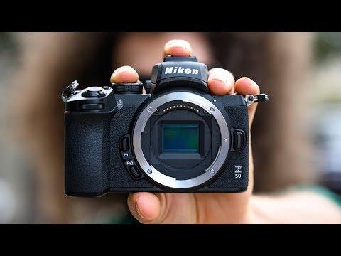 OFFICIAL Nikon Z50 Real World pREVIEW | a Mini Z6 / Z7?