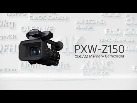 PXW-Z150 Function Video