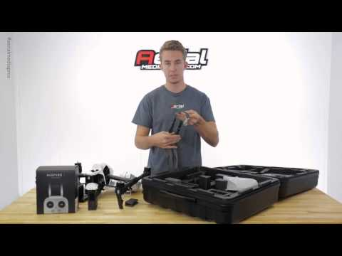Official DJI Inspire 1 Unboxing (First Production Model) by AerialMediaPros.com