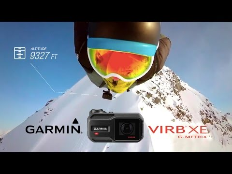 Garmin VIRB XE: Tell A Better Story
