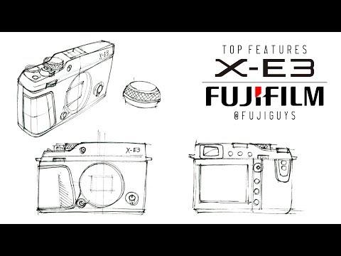 Fuji Guys - FUJIFILM X-E3 - Top Features