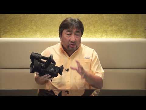 SONY PXW- X70 A Quick First Impression.