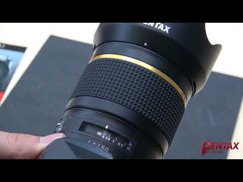 Pentax D FA* 50mm F1.4 Focusing Speed