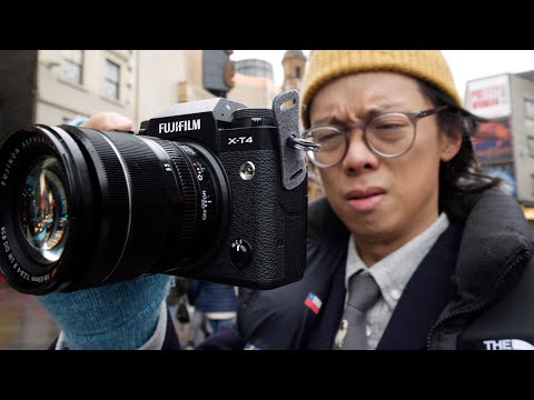 Fujifilm X-T4 Hands-on First Impression