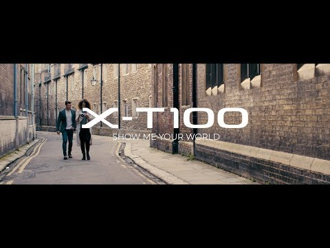 FUJIFILM X-T100 Promotional Video / FUJIFILM