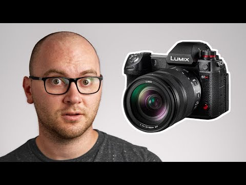 The Panasonic S1H Is Amazing! 6K and Anamorphic Hands On