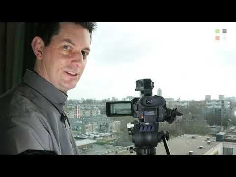 Panasonic HC-X2000 (X1500) camera review at ISE 2020