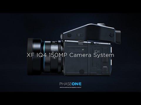 Phase One XF IQ4 Camera System | Phase One