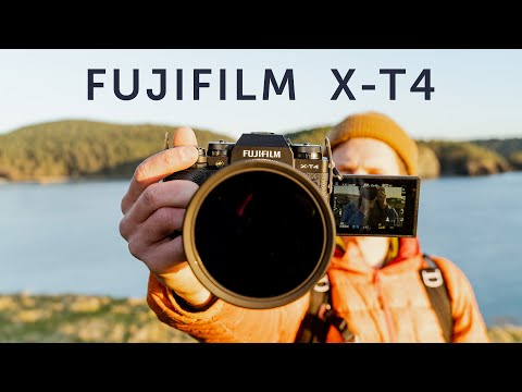 Fujifilm X-T4 Hands-On Review