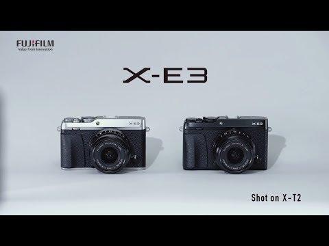 FUJIFILM X-E3 Promotional Video / FUJIFILM