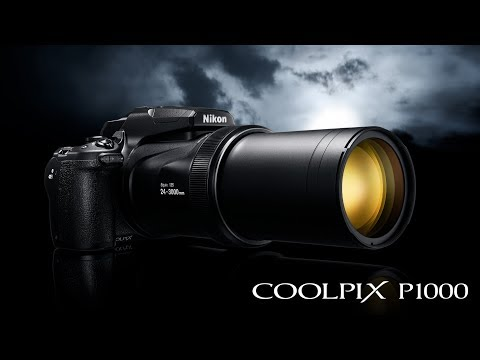 Introducing the new Nikon Coolpix P1000
