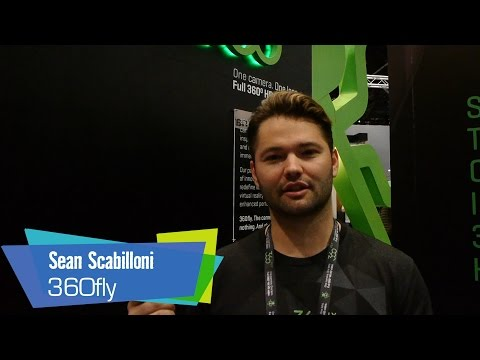 360fly discusses first consumer VR solution and announces 4K camera at CES2106