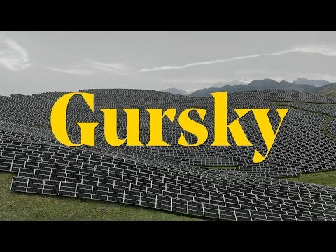 Redefining Photography | Andreas Gursky