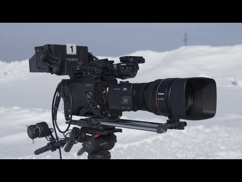 SONY 4K Slow Motion System Camera HDC-4800