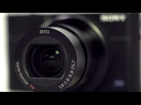 FIRST LOOK: Sony RX100 III Camera with built-in EVF