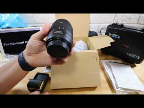 NEW DSLR! CANON 80D UNBOXING AND INITIAL IMPRESSIONS