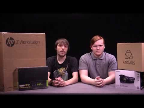 Canon VIXIA HF G40 Camcorder Unboxing - Newsmakers Studio