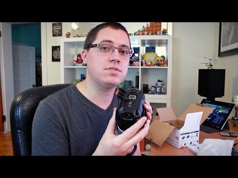Sony FDR-AX53 4K Camcorder Unboxing