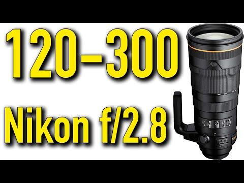 Nikon 120-300mm by Ken Rockwell