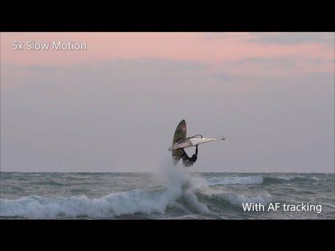 5x Slow Motion in Full HD | Alpha 6300 | Sony | α