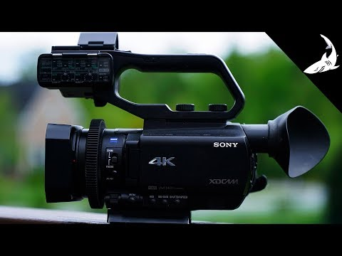 Sony PXW Z90 Review (For YouTubers and Sports Videographers)