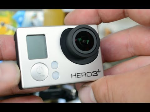 GoPro Hero 3+ Black Edition- Hands on Review
