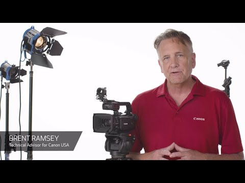 Introducing the Canon XF405 & XF400 Camcorders