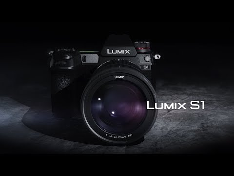 LUMIX S | Introducing LUMIX S1