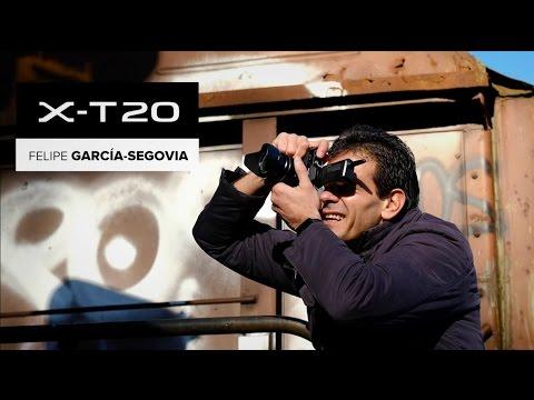 X-T20: Felipe García Segovia x fashion / FUJIFILM