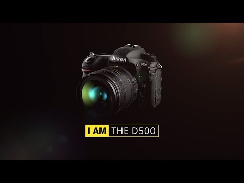 Nikon D500 Product tour | I AM Concentrated Performance