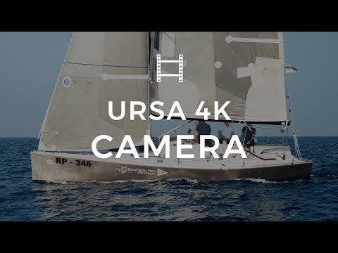 Blackmagic URSA 4K Video Footage | Sailing with the URSA 4K