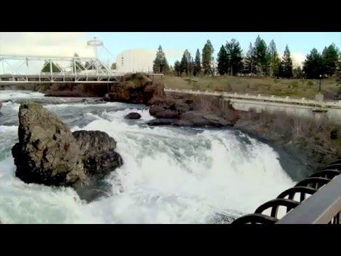 JVC GY HM170U 4K video camera around Spokane Washington