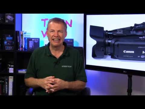 StudioTech 84 - The new Canon HF G30