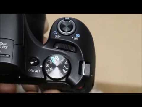 Canon PowerShot SX540 HS- UNBOXED First Look 2017