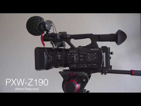 PXW Z190 Quick Overview