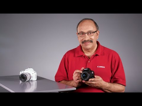 Explore the Canon EOS Rebel SL3 DSLR with Rudy Winston