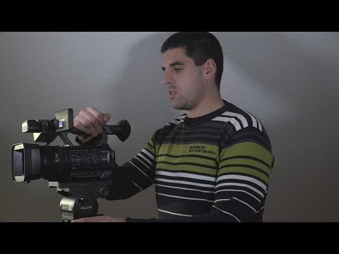 Sony PXW-Z150 Intro by Alvaro Ortiz