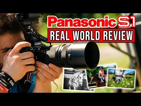 Panasonic S1 Real World Review | Better than Sony a7 III, Nikon Z6, Canon EOS R?