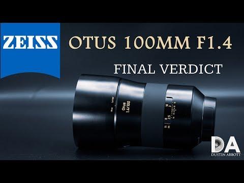 Zeiss Otus 100mm F1.4: Final Review | 4K