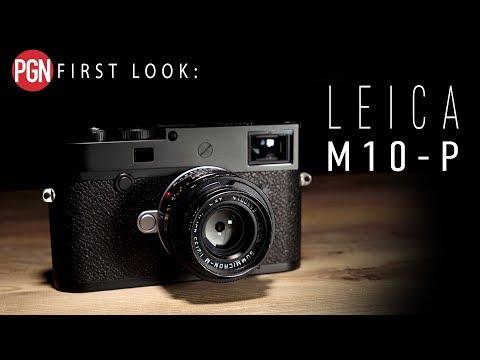 LEICA M10-P: Quietest Leica M camera ever - First Look
