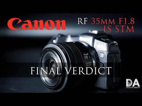 Canon RF 35mm F1.8 Macro IS: Review | 4K