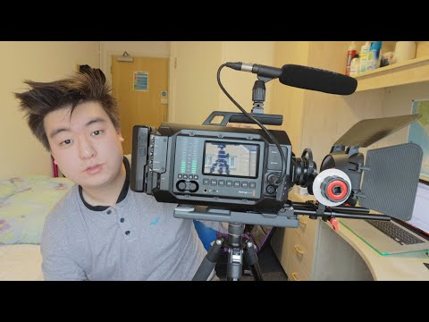 Blackmagic URSA 4K EF V2 - A Brief Review | LSM Eric Kim