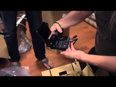 Canon C300 Unboxing